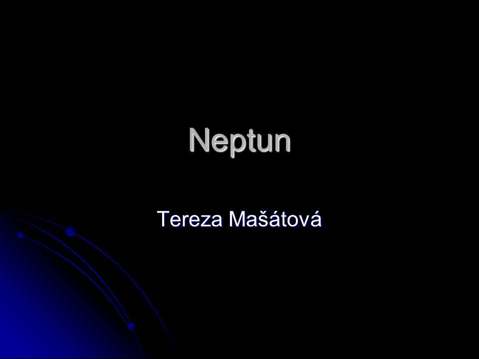 Neptun Tereza Mašátová