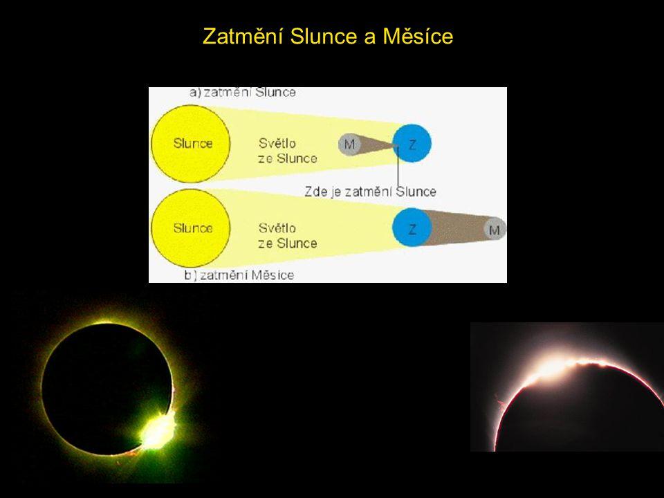 Zatmění Slunce a Měsíce
