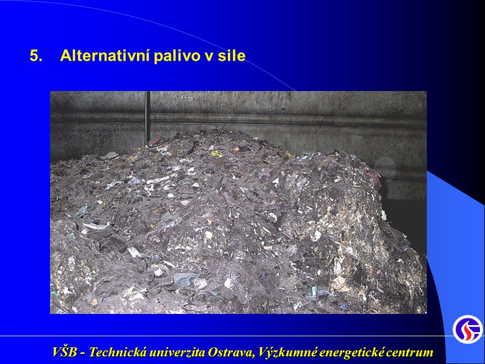 VŠB - Technická univerzita Ostrava, Výzkumné energetické centrum Fluidní zplyňování uhlí xx