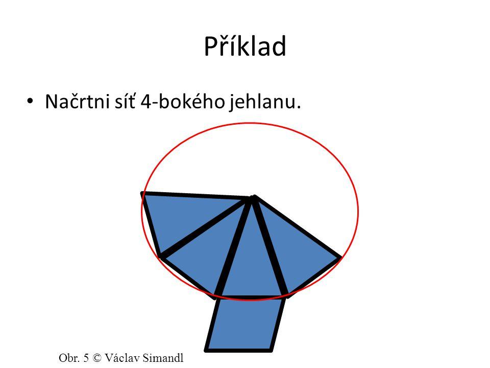 Příklad Vypočítej poloměr koule, když znáš její povrch.