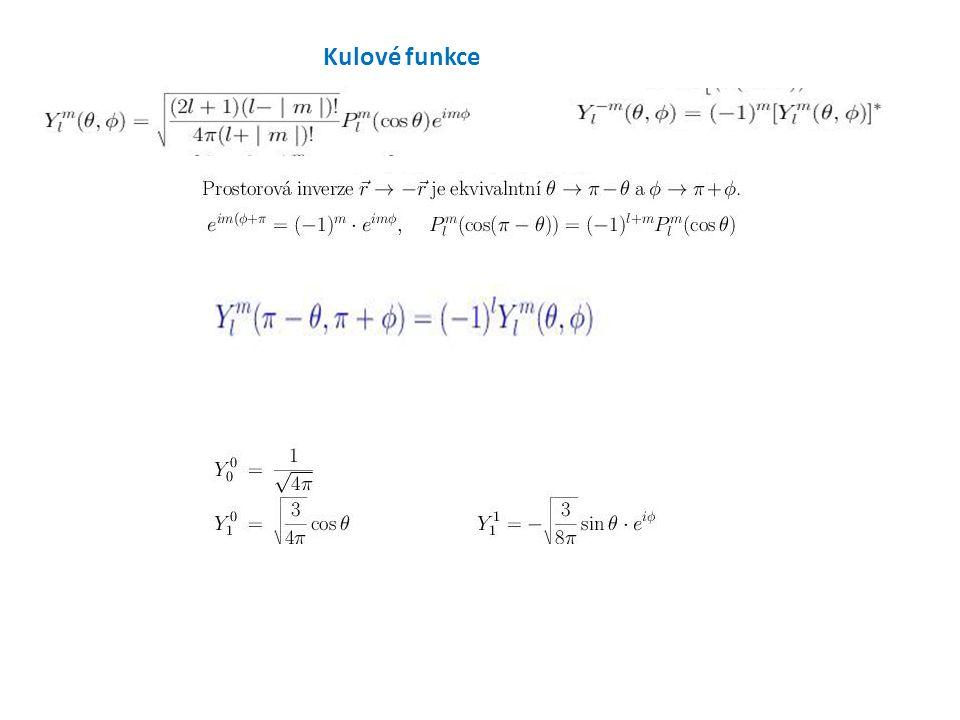 Nerelativistický ROZPTYL Dvě částic o hmotách m1 a m2, spiny 0