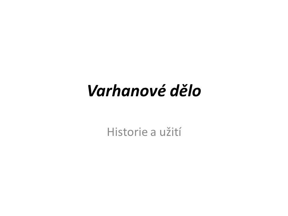 Varhanové dělo Historie a užití