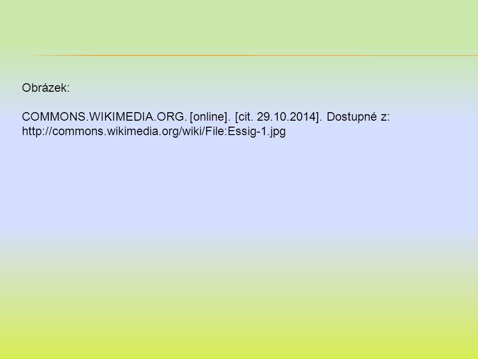 Obrázek: COMMONS.WIKIMEDIA.ORG.[online]. [cit. 29.10.2014].