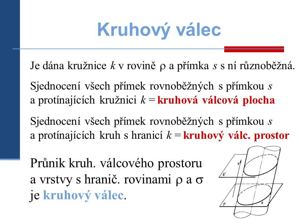 Sjednocení všech přímek rovnoběžných s přímkou s a protínajících kruh s hranicí k = Sjednocení všech přímek rovnoběžných s přímkou s a protínajících k