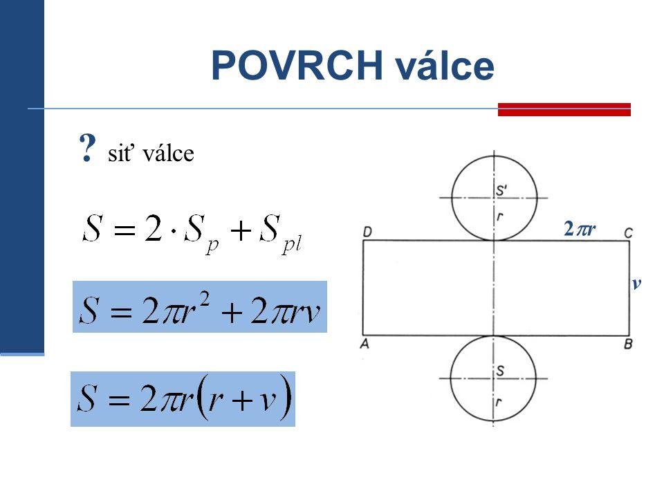 |OA| + |OB| = d = |CO| 2 = |OB|  |OA| Příklad: Částečně naplněný barel tvaru rotač.