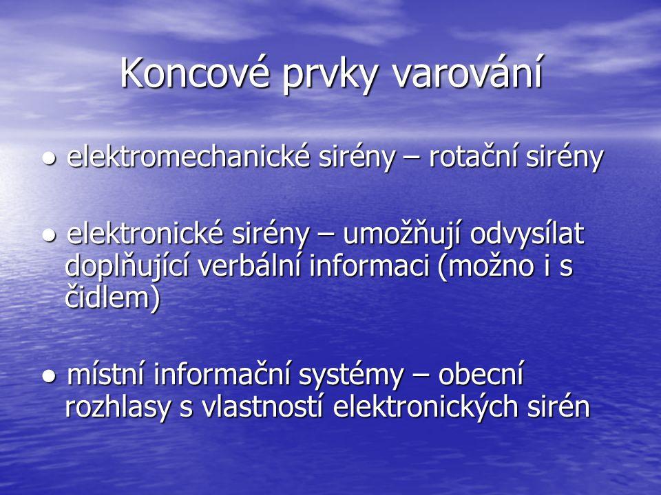 Vyhl. č.380/2002 Sb., k přípravě a provádění úkolů ochrany obyvatelstva odst. (5) odst. (5) Tvar a význam varovného signálu: Tvar a význam varovného s