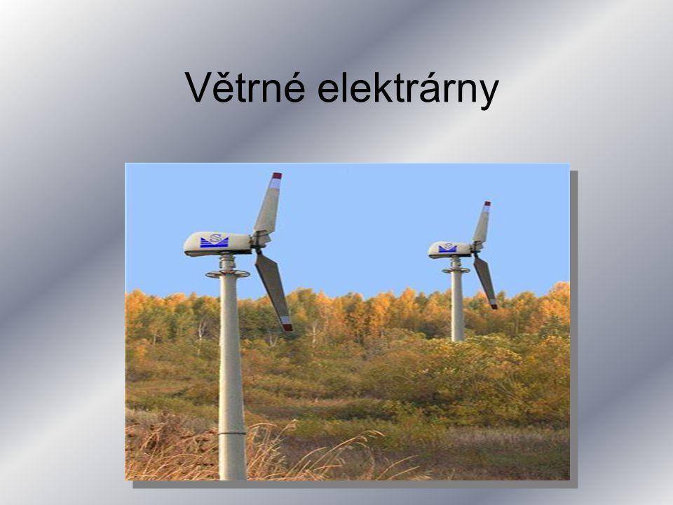 Historie V Čechách na Moravě a ve Slezsku se využívala větrná energie již v 18.