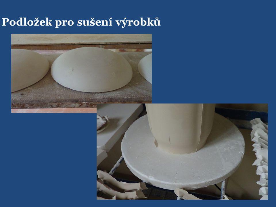 Podložek pro sušení výrobků