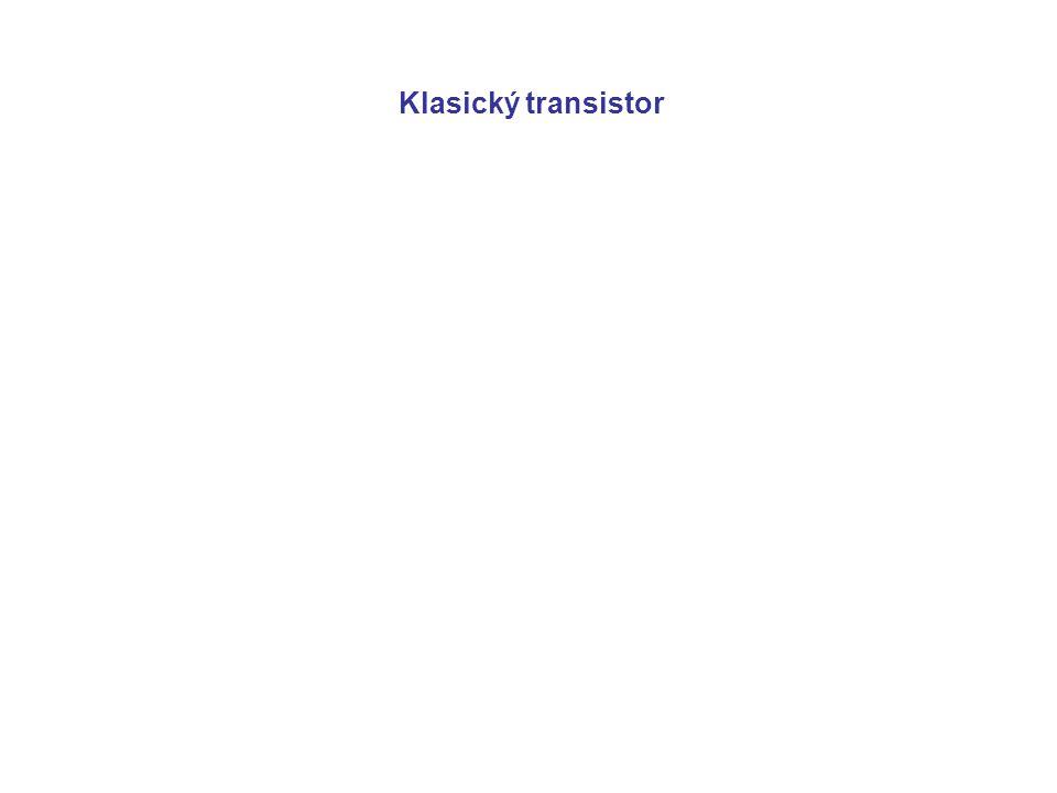 Klasický transistor