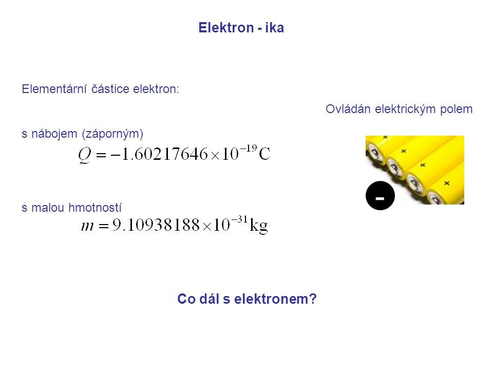 Elektronika s ultra-relativistickými částicemi se spinem Ultrarychlé částice s klidovou hmotou blízkou 0 (neutrino)  a navíc spin a pohyb se vzájemně ovlivňují