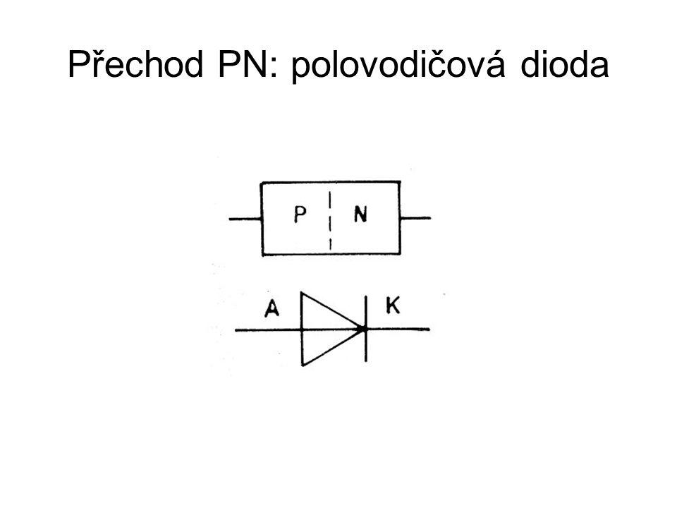 4. Diody s optickými vlastnostmi LED dioda