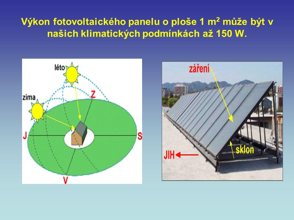 Příklad větrné mikroelektrárny AC 120 s výkonem 120W, akumulátor 12V/75Ah - 2 ks, regulátor nabíjení Zjednodušené zadání: Energetický požadavek:Zjedno