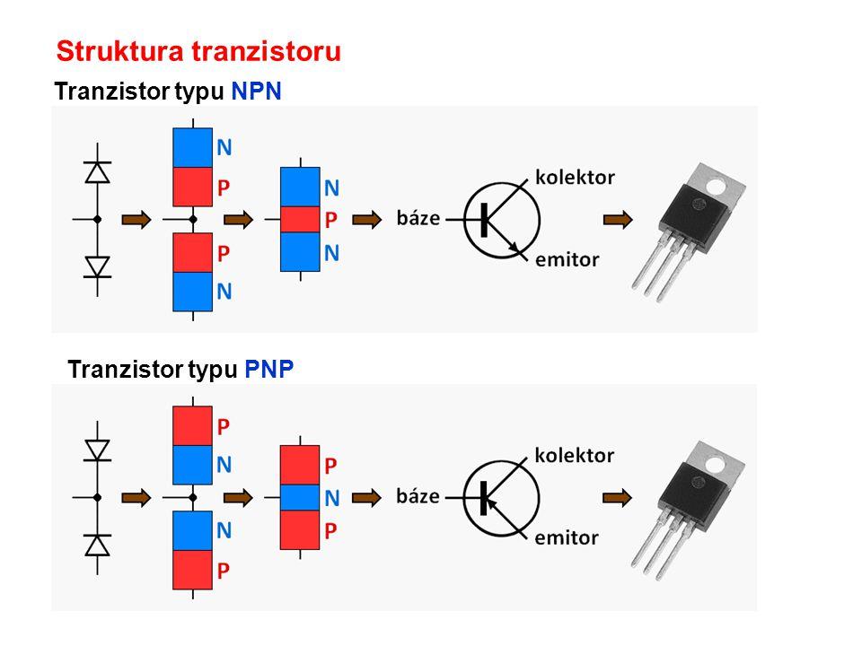 Jak funguje tranzistor 1.