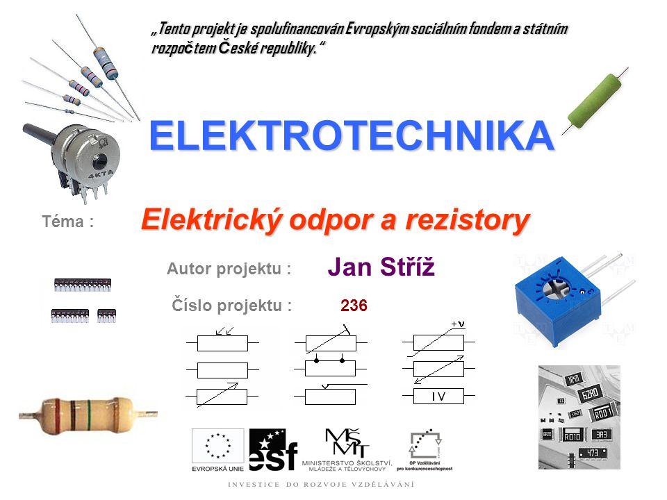 Rezistory uhlíkové a vrstvové ezistory uhlíkové a vrstvovéezistory uhlíkové a vrstvové Rezistory technologie SMD (vrstvové) Uhlíkový rezistor Vrstvové rezistory Výkonové, vinuté (drátové) rezistory Rezistorové sítě Metal-oxidové výkonové rezistory (vrstvové) Rezistorové sítě SMD MENU MENU ZPĚT ZPĚT MENU ZPĚT Schematická značka rezistoru