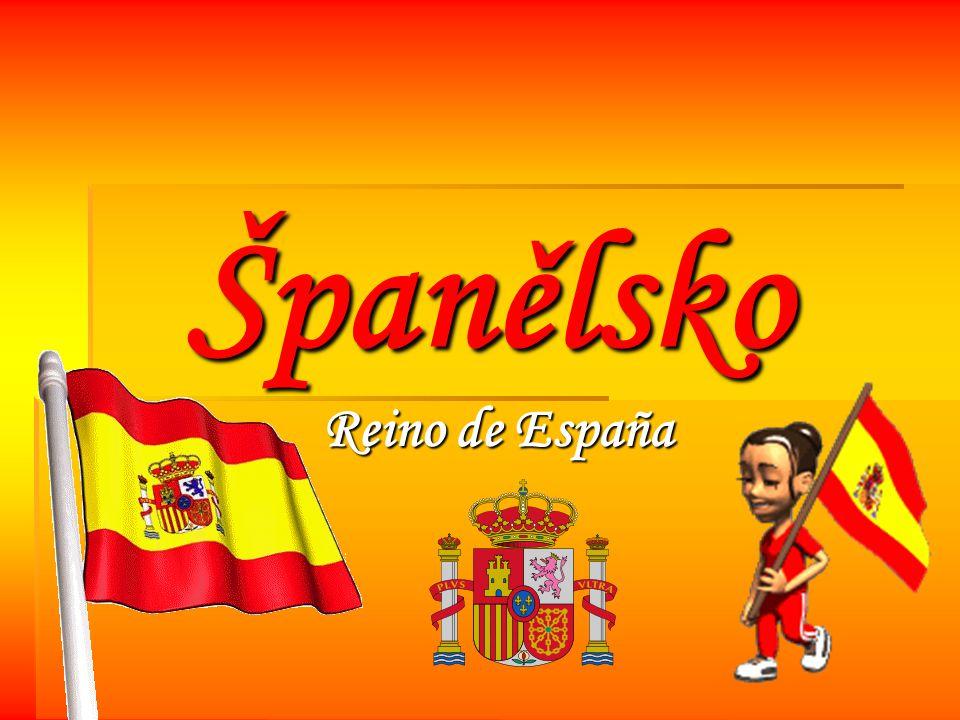 Š panělsko HHHHlavní město: Madrid PPPPočet obyvatel: 44 708 964 ( 23.
