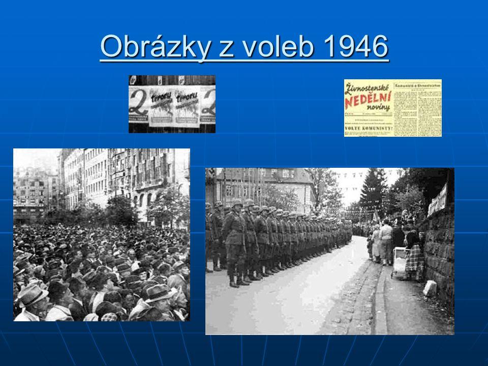 Obrázky z voleb 1946