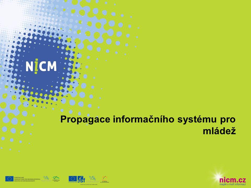 Propagace informačního systému pro mládež