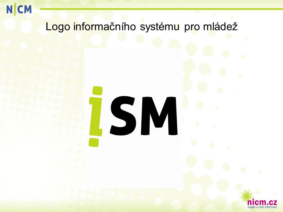 Logo informačního systému pro mládež