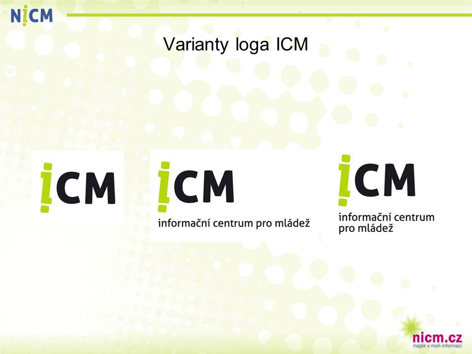Varianty loga ICM