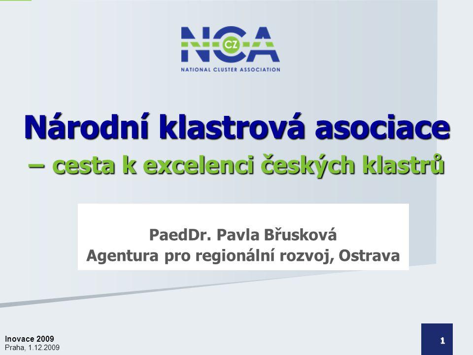 Inovace 2009 Praha, 1.12.2009 PaedDr.