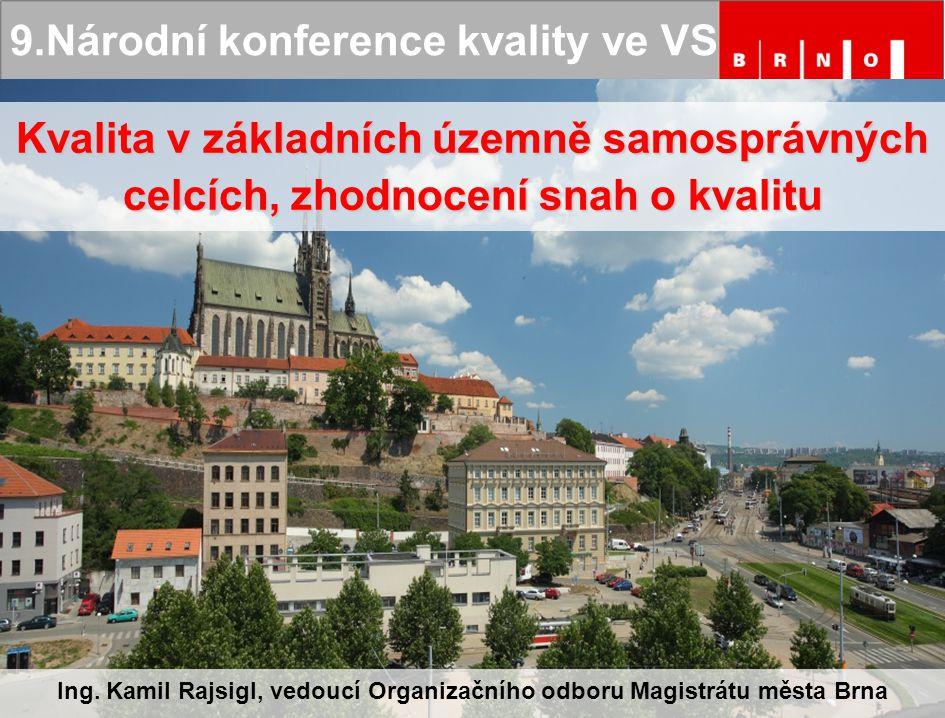 9.Národní konference kvality ve VS Ing.