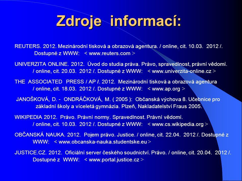 EUROPEAN COMMISSION EU.2012. Zastoupení Evropské komise EU v ČR.