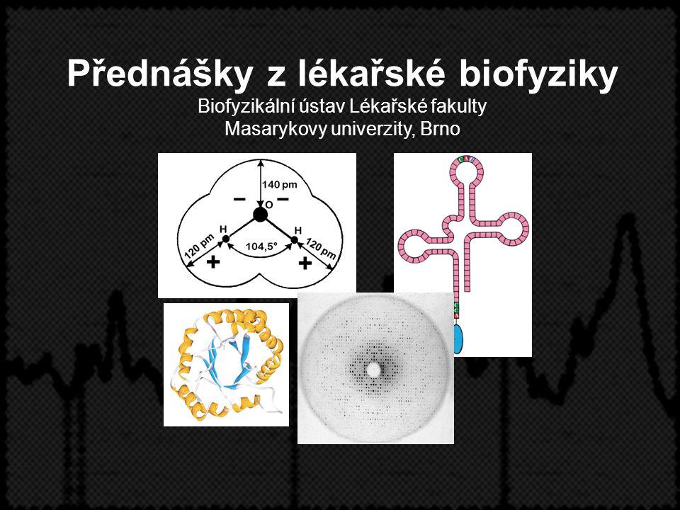 Přístrojové metody molekulární biofyziky