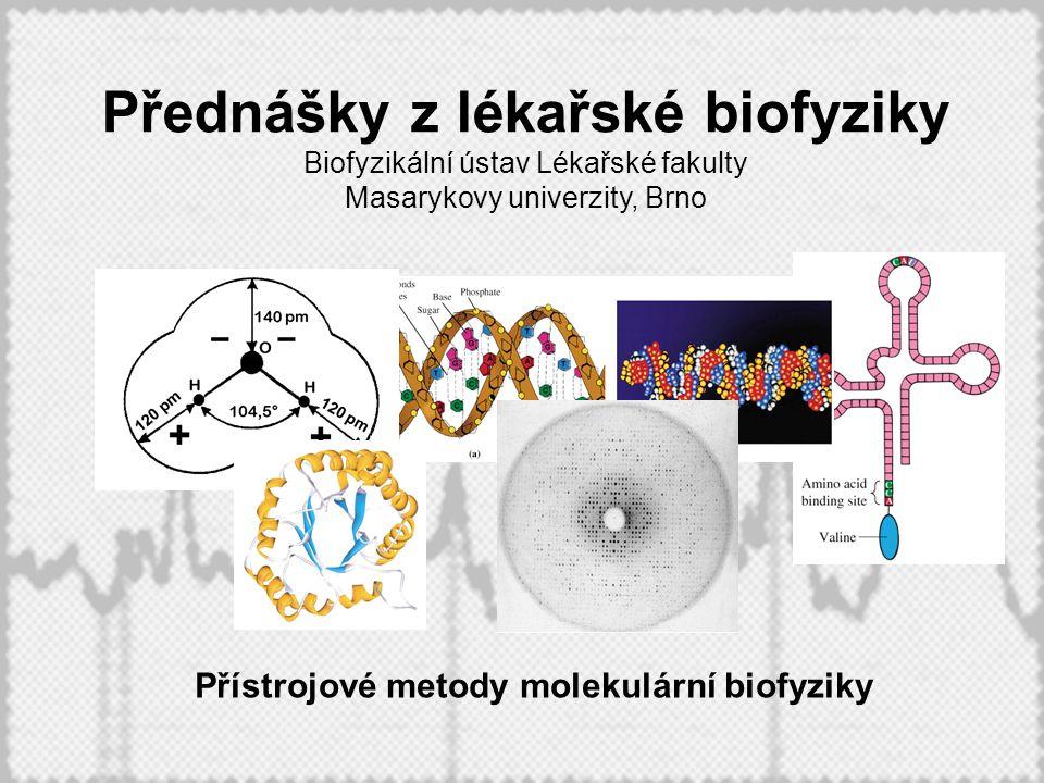 3 Obsah přednášky Biomolekulární vědy mají klíčový význam pro molekulární medicínu.