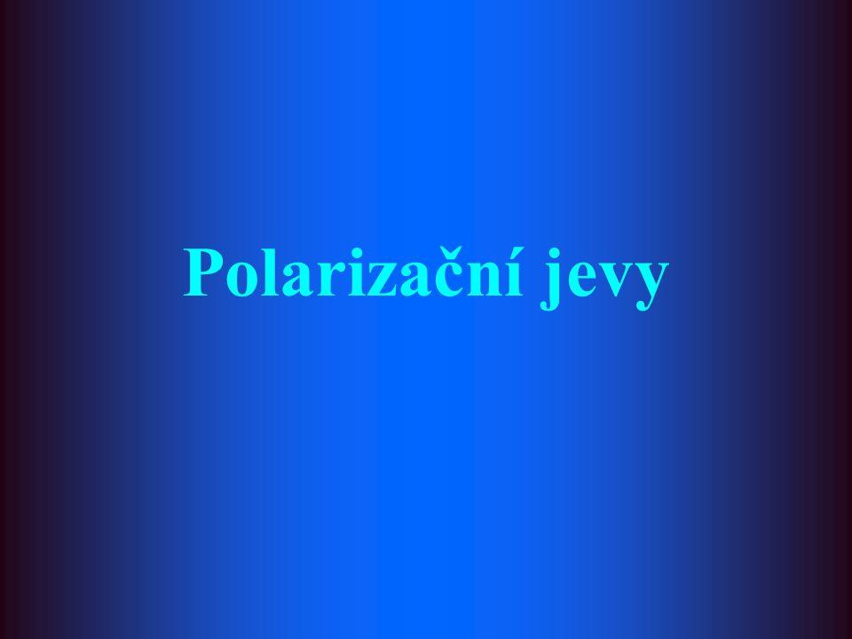 Polarizační jevy