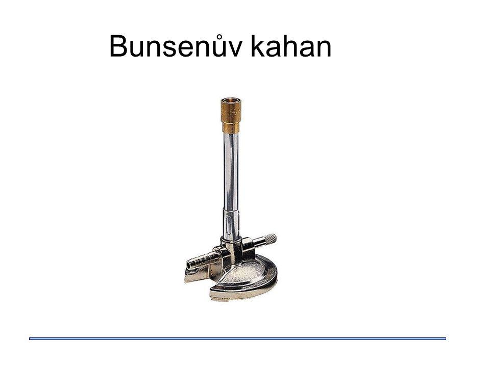 První spektrometr Bunsena a Kirchhoffa