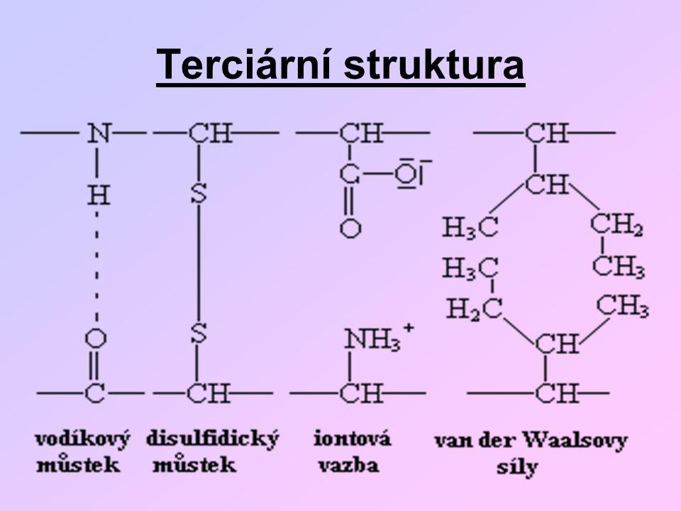Terciární struktura