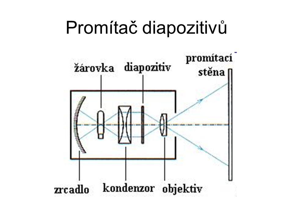 Promítač diapozitivů