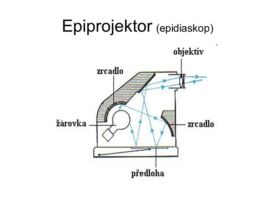 Epiprojektor (epidiaskop)