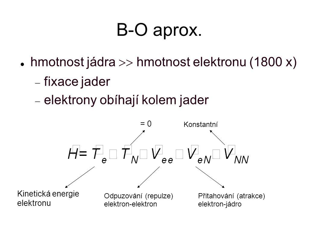 B-O aprox.