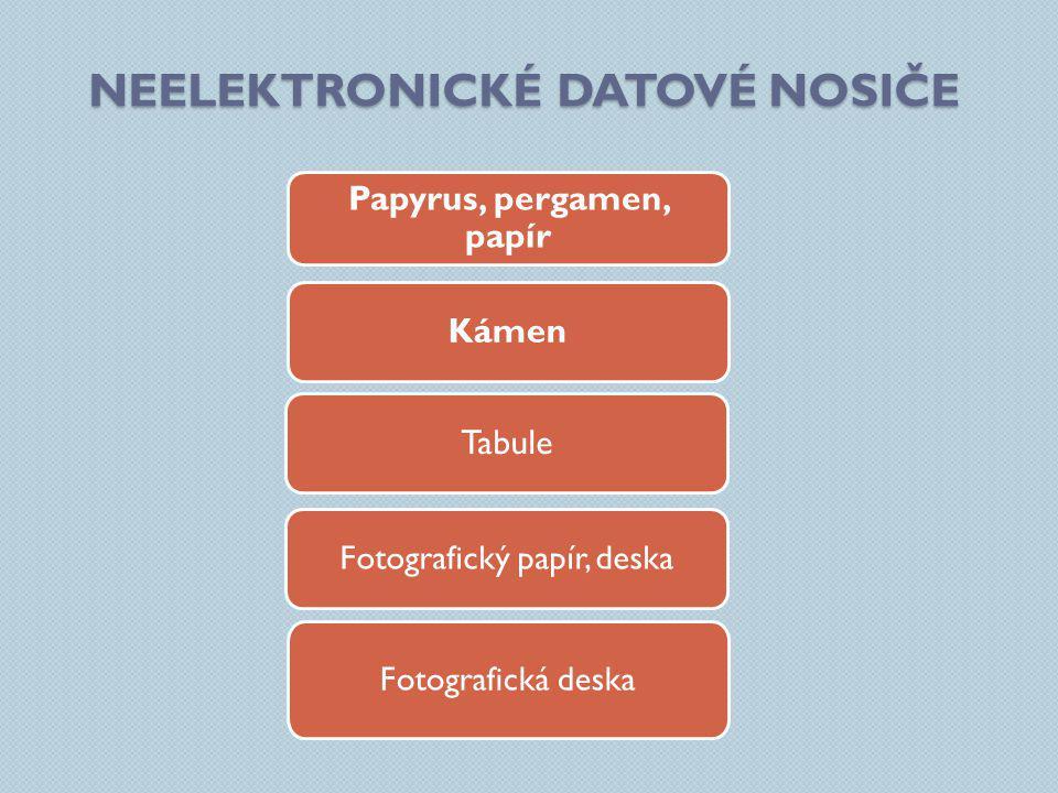 DISKETA DisketaDisketa – Patří mezí magnetická záznamová media.