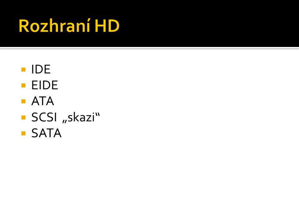 """ IDE  EIDE  ATA  SCSI """"skazi""""  SATA"""