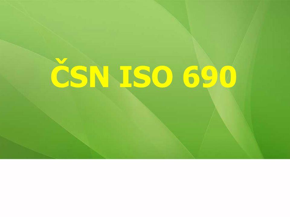 ČSN ISO 690