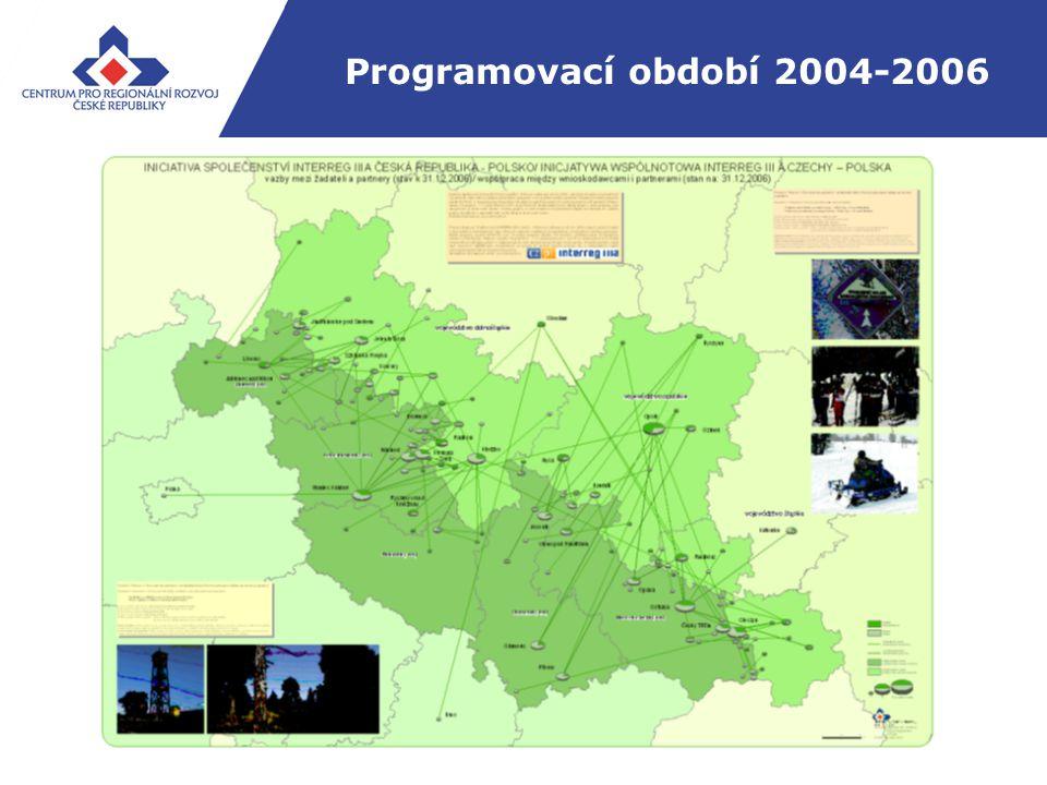 Programovací období 2004-2006
