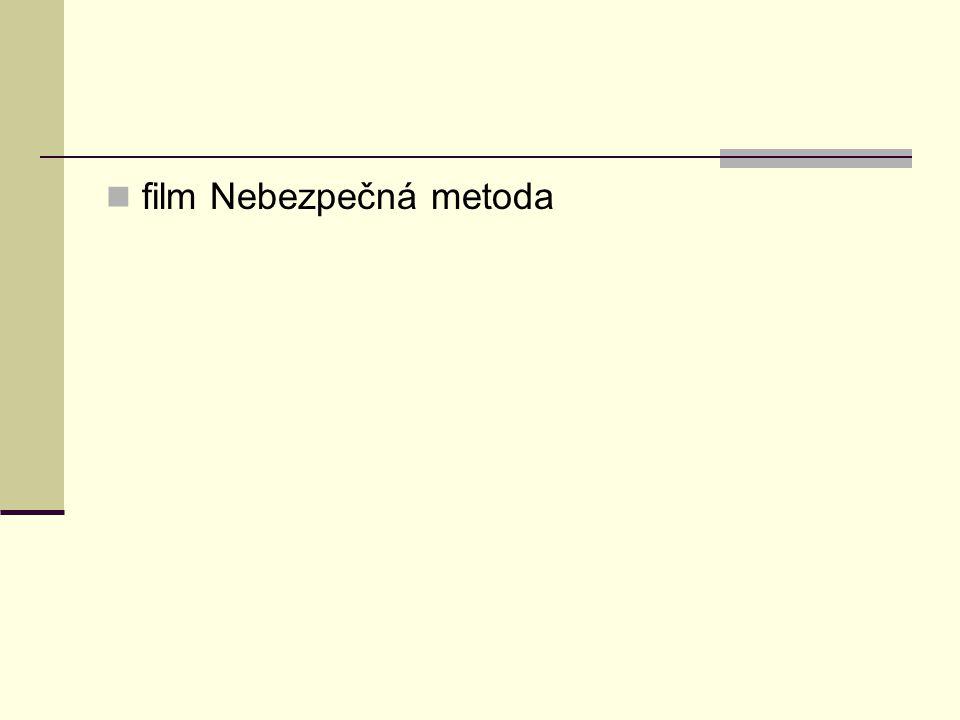 film Nebezpečná metoda