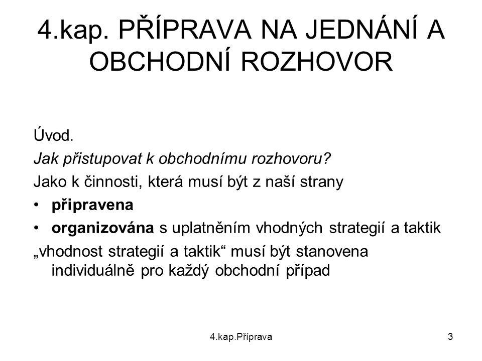 4.kap.Příprava14 Znalost produktů a služeb vlastní banky v učebnici na str.