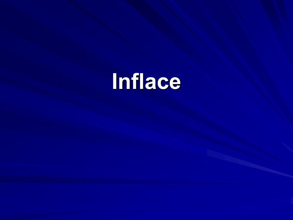 Inflace projev ekonomické nerovnováhy projev ekonomické nerovnováhy růst cenové hladiny (úroveň cen) růst cenové hladiny (úroveň cen) znehodnocení (pokles) měny znehodnocení (pokles) měny opakem je deflace opakem je deflace