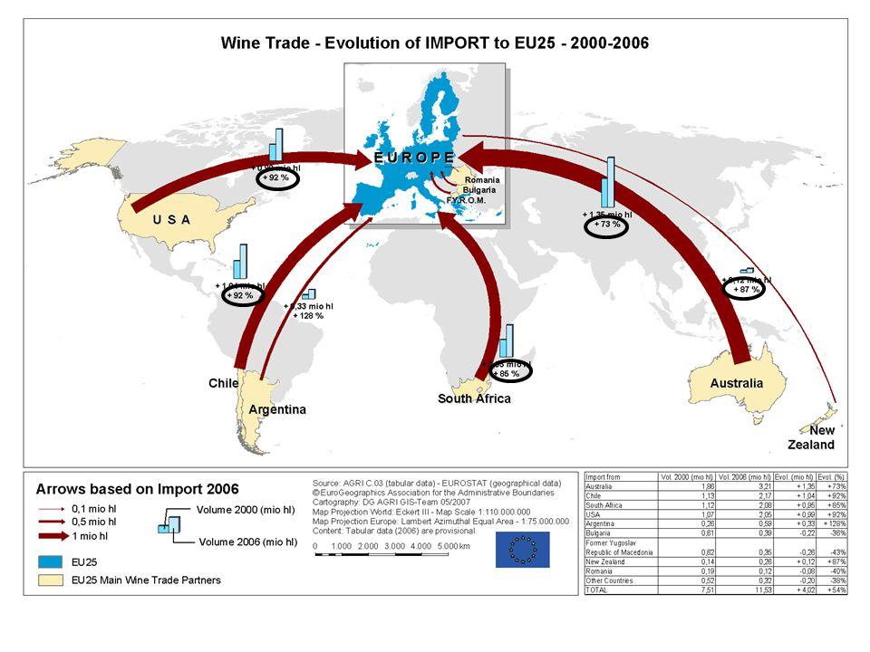 K udržitelnému odvětví vína v EU AGRI – C3 4. 7. 2007 10