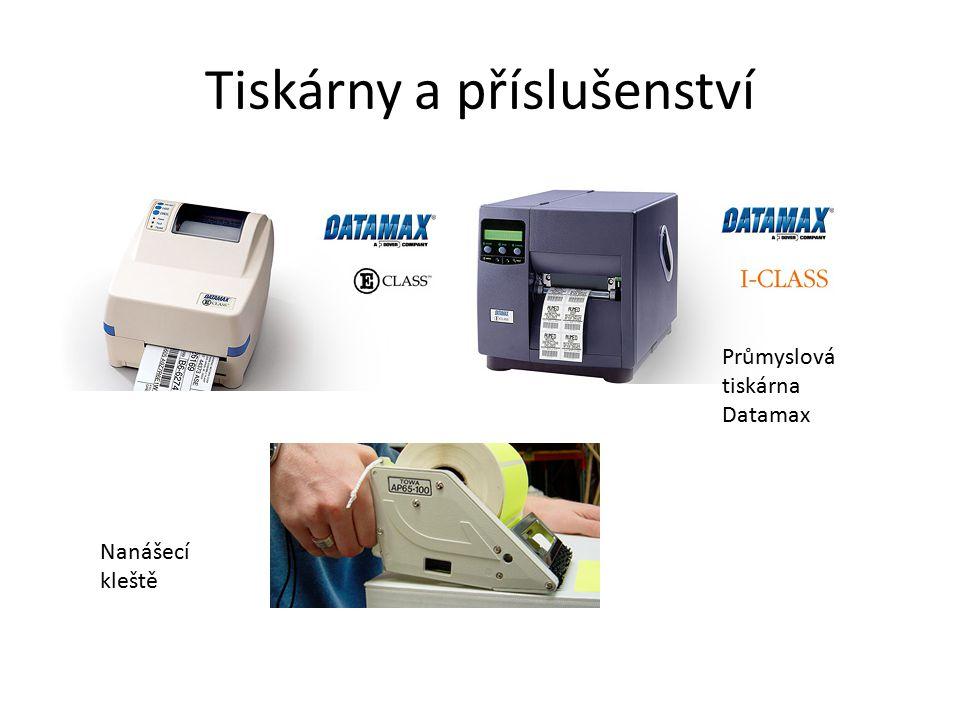 Tiskárny a příslušenství Nanášecí kleště Průmyslová tiskárna Datamax