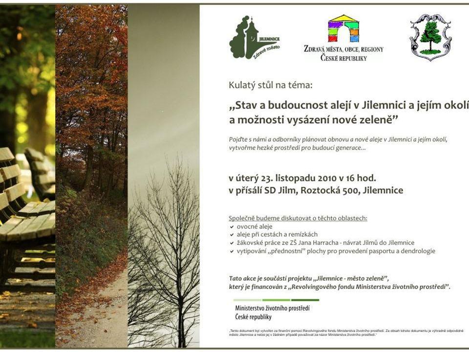 Výhled budoucích tří let Posouzení zdravotního stavu stávajících dřevin Vyprojektování stromořadí u vybraných úseků v jejich konečné podobě Postupná obnova resp.