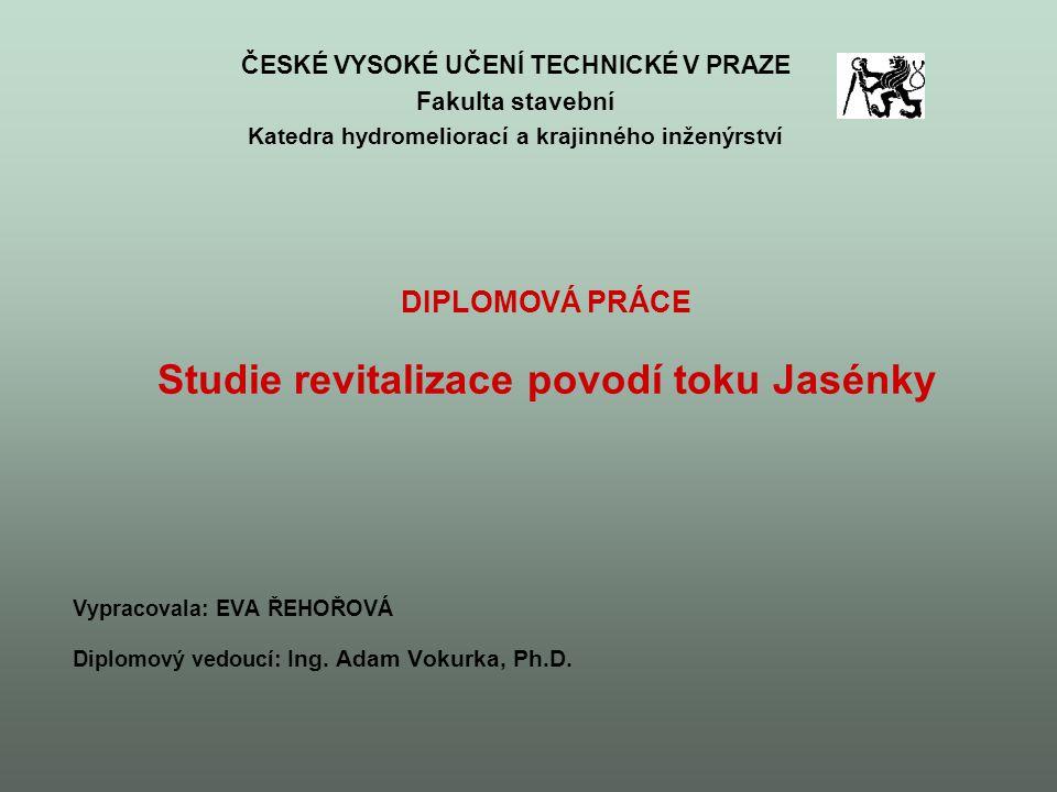 Vodní tok Jasénka č.h.p.