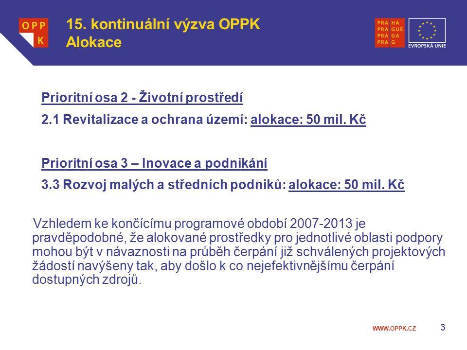 WWW.OPPK.CZ 3 15.