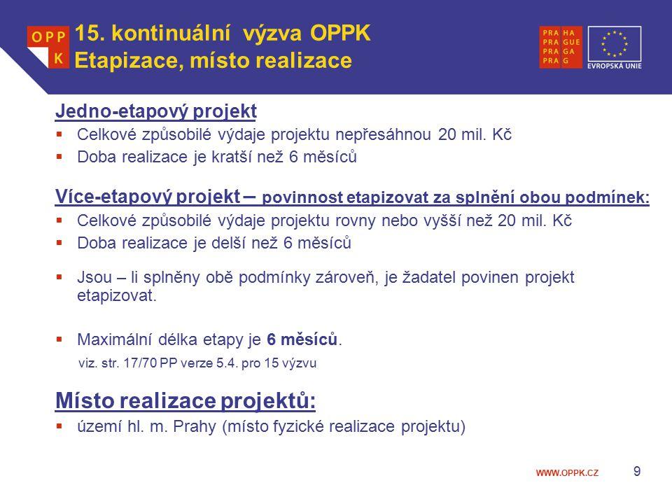 WWW.OPPK.CZ 9 15.