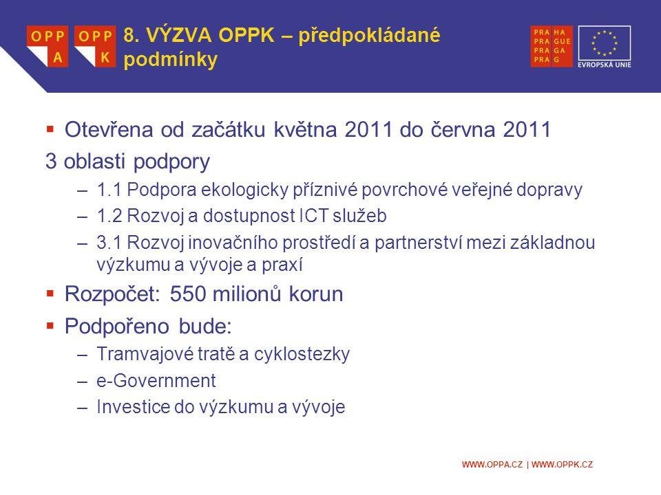 WWW.OPPA.CZ | WWW.OPPK.CZ 8.