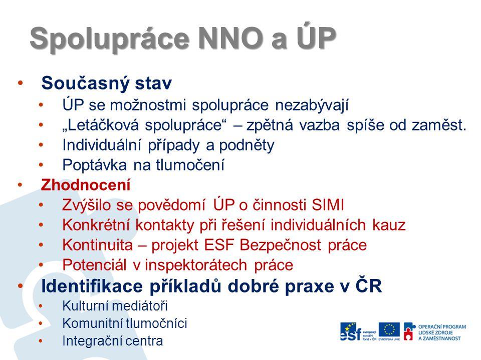 Diskuse Jak si představujete ideální spolupráci mezi NNO a státním orgánem.