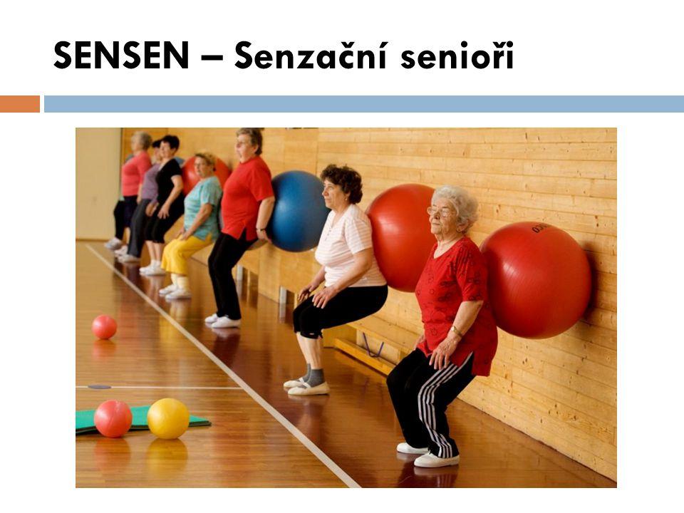 SENSEN – Senzační senioři